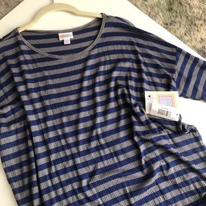 Striped Irma Tunic Top